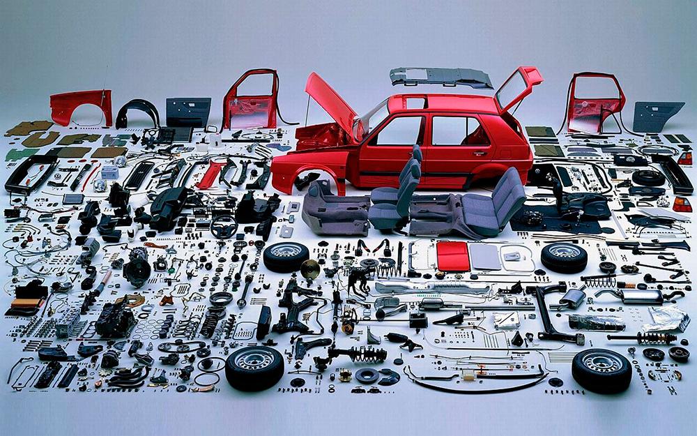 Repuestos de auto